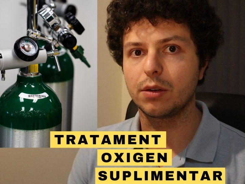 Tratamentul cu oxigen (oxigenoterapia) pe termen lung