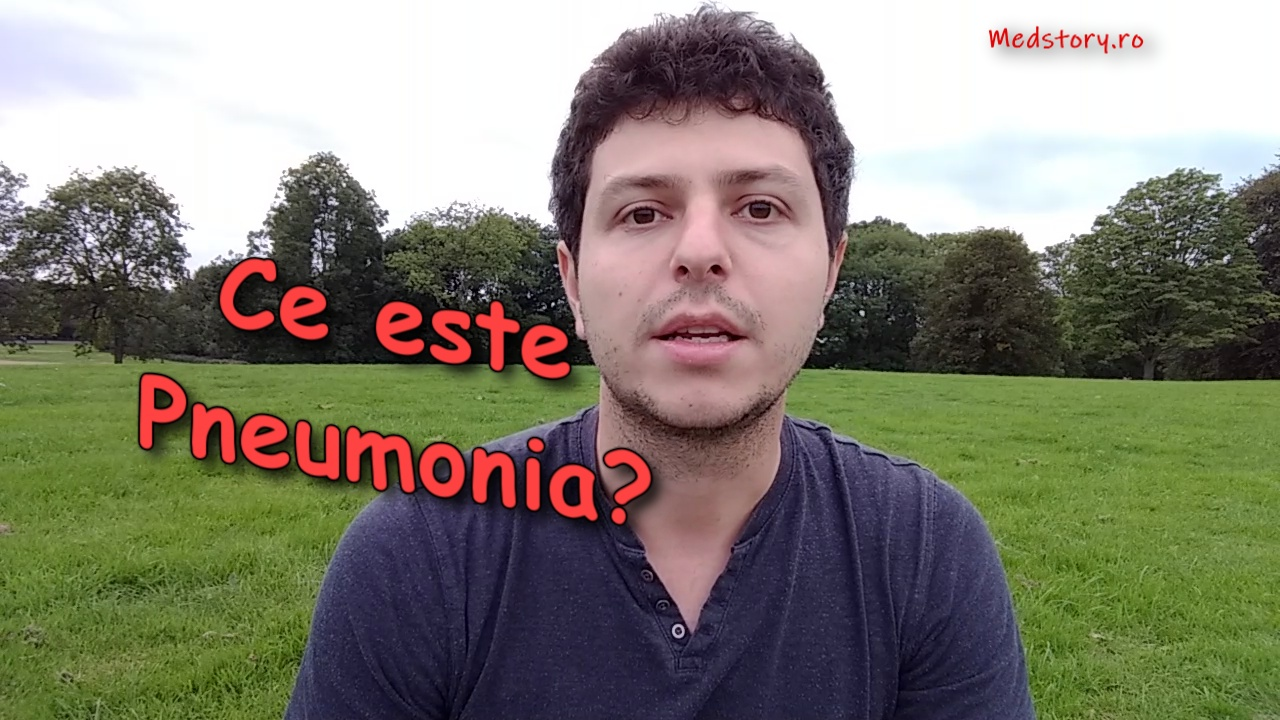 Ce este pneumonia? (video)