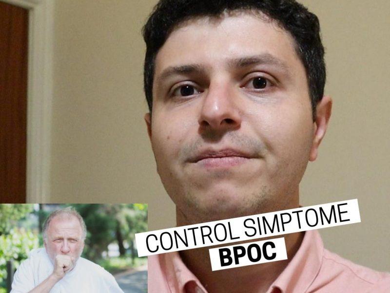 Cum să controlezi simptomele din BPOC?