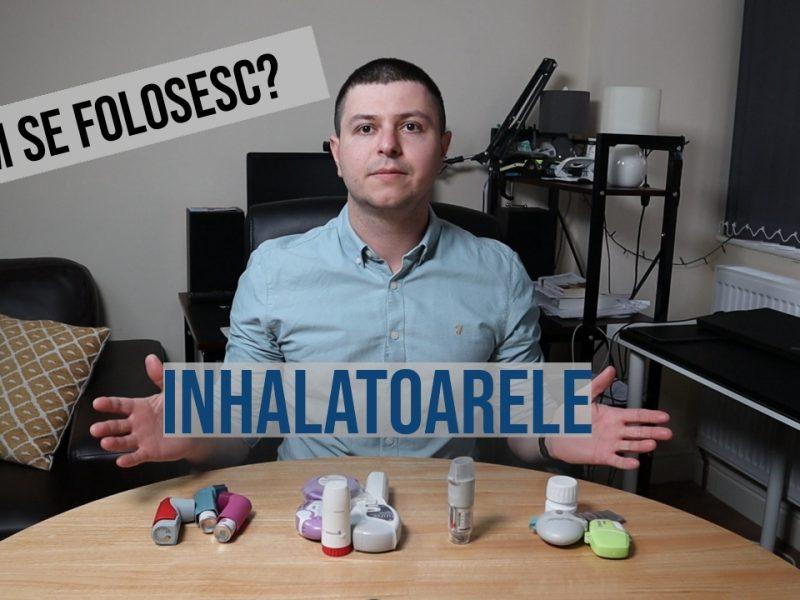 Demonstrație completă – cum se folosesc inhalatoarele?