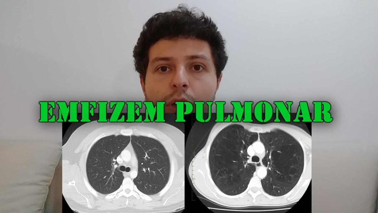 Ce este emfizemul pulmonar?