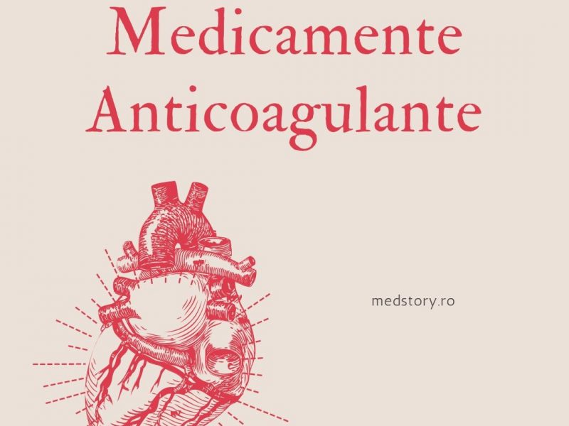 Medicamentele anticoagulante – când se prescriu, ce tipuri există, cum se administrează