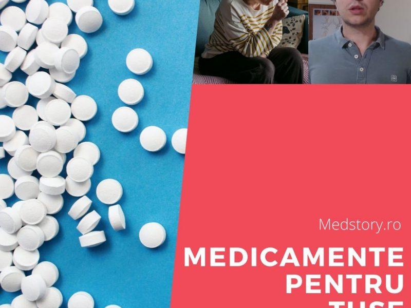 Nu e bine să luăm pastile pentru tuse