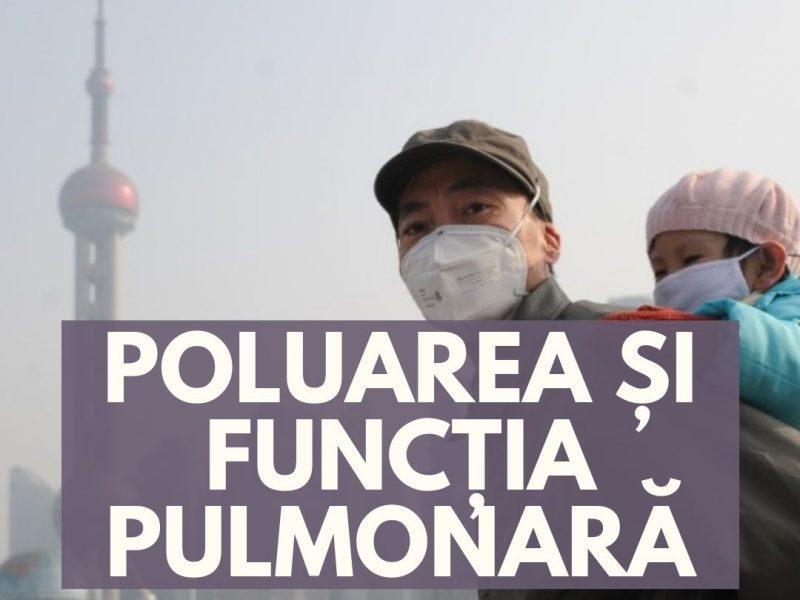 Plămâni mai sănătoși scăzând poluarea aerului