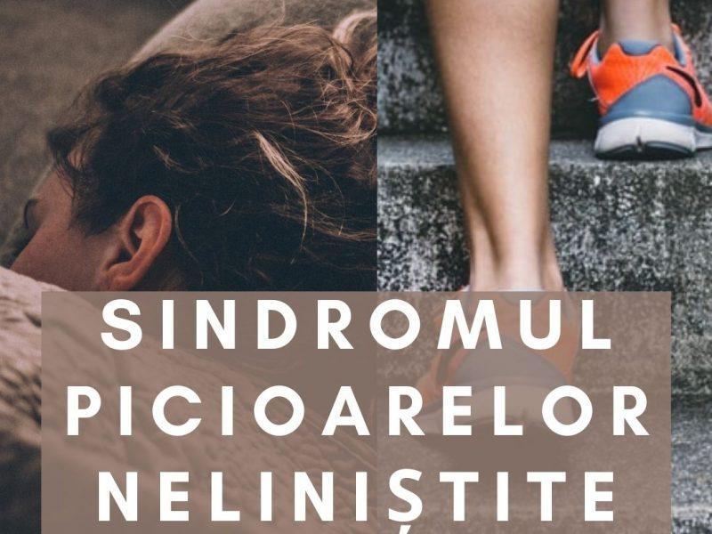Despre sindromul picioarelor neliniștite