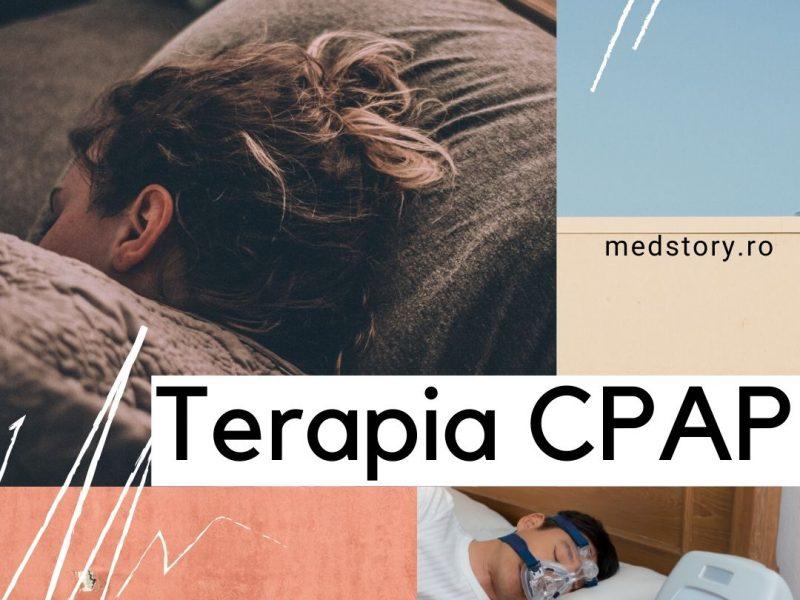 Ce este terapia CPAP?