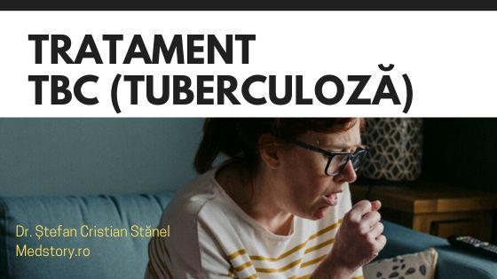 Cum se face tratamentul standard pentru tuberculoză?